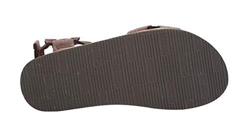 Rainbow Sandals Men's Double Layer Rubber Trekker w/Adjustable Velcro Straps Brown, Men's Large / 9.5-10.5 D(M) US image https://images.buyr.com/-7IQWZ6b1FaZ6W_CBvROoQ.jpg1