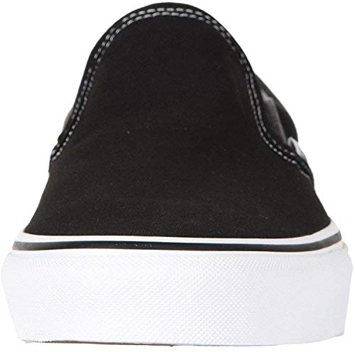 Vans, Classic Slip-On (Black/White - 6 W/4.5 M) US image https://images.buyr.com/-fbEwlNJlY9v3UFcXEZEVw.jpg1