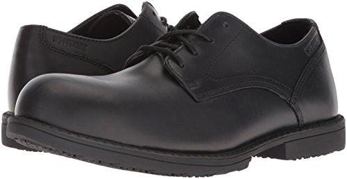WOLVERINE Men's Bedford Steel-Toe Oxford SR Industrial Shoe, Black, 8 Extra Wide US image https://images.buyr.com/-o7BNKN5fRemrKGVrEfFhg.jpg1