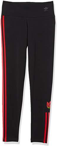 adidas Originals womens Tights Black/Multicolor X-Small image 1