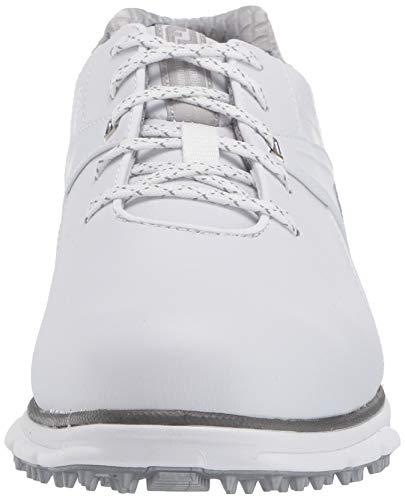 FootJoy Men's Pro/SL Carbon Golf Shoes, White, 10 W US image https://images.buyr.com/0RILnocEGSOXKSGnQwrh0A.jpg1