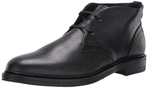 Allen Edmonds Men's Cyrus Chukka Boot, Black, 10 3E US image 1