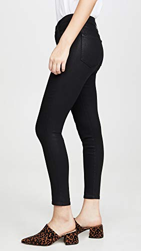 J Brand Women's Alana High Rise Crop Skinny Jeans, Fearful, Black, 29 image https://images.buyr.com/0Z2jod048NvDbcjDmym-UQ.jpg1