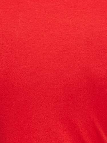 Emporio Armani Men's Megalogo Crew Neck T-Shirt, Red, X-Large image https://images.buyr.com/14k57jsVWdan5wHcVGZd-w.jpg1