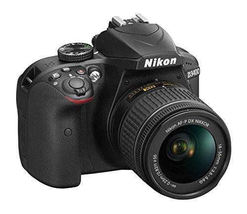 Nikon D3400 w/ AF-P DX NIKKOR 18-55mm f/3.5-5.6G VR (Black) image https://images.buyr.com/1q3ATXyjgTxKPbl81a68Nw.jpg1