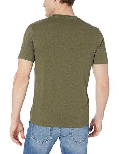 prAna Men's Trail ss T-Shirt, Cargo Green, Large image https://images.buyr.com/1sdsIknDRw0Xp8Omr_pb8A.jpg1