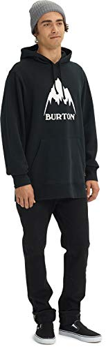 Burton Men's Classic Mountain High Pullover Hoodie, True Black W19, Medium image https://images.buyr.com/1ymEUw7SZ6xrA_nVKS_9hA.jpg1