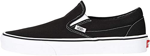 Vans, Classic Slip-On (Black/White - 6 W/4.5 M) US image https://images.buyr.com/22oacYOSmDvUyfPme34Qkg.jpg1