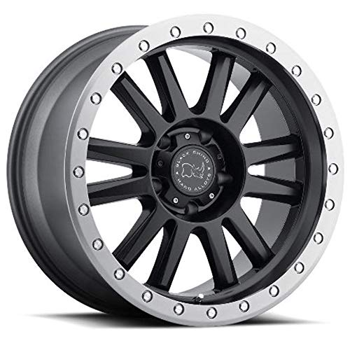 Black Rhino TANAY Wheel with Painted Finish (18 x 9. inches /5 x 127 mm, 12 mm Offset) image 1