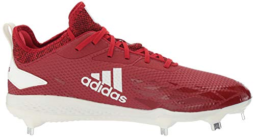 adidas Men's Adizero Afterburner V, Power Red/Cloud White/Black, 7.5 M US image https://images.buyr.com/2uuyfSN6Wc7V9KJBW8SAoA.jpg1