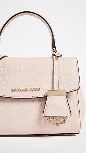 MICHAEL Michael Kors Women's Ava Cross Body Bag, Soft Pink, One Size image https://images.buyr.com/3RZn7GTYeQjgE6uZuplauw.jpg1