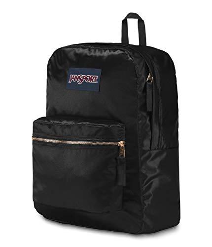 JanSport High Stakes Backpack, Black/Gold image https://images.buyr.com/4LRyrDADQ0gj3qg4KS5IRw.jpg1