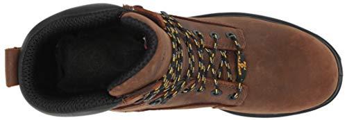 Wolverine Men's I-90 EPX 8'' Composite Toe Construction Boot, Dark Brown, 11 W US image https://images.buyr.com/5tol7CsauvJmXbrhUXr9xw.jpg1