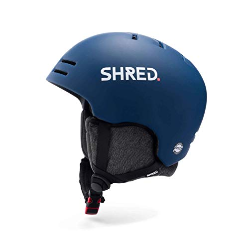 Shred Optics Slam-Cap NoShock Helmet Navy, L image 1