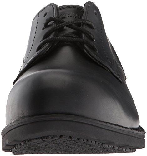 WOLVERINE Men's Bedford Steel-Toe Oxford SR Industrial Shoe, Black, 8 Extra Wide US image https://images.buyr.com/83veAmRp5pwVTl0QTOrLlA.jpg1
