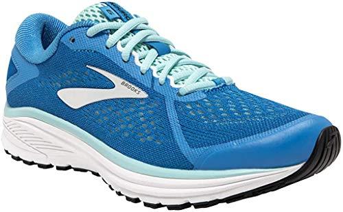 Brooks Women's Running Shoes, Blue Blue Silver White 415 image https://images.buyr.com/94UFEEZDOHNQZRQ5hZu78Q.jpg1