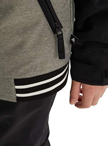 Burton Boys' Game Day Jacket, Bog Heather / True Black, Small image https://images.buyr.com/9Y9XHTy2cQGYOEu7jgn_fA.jpg1