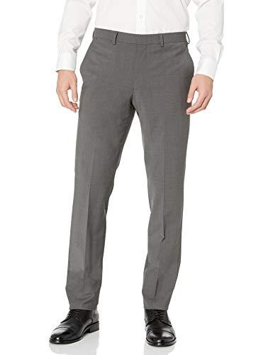 DKNY Men's Two Button Slim Fit Stretch Suit, Deep Gray, 48 Regular image https://images.buyr.com/9YEX905l7Q7CDY3obX9vHA.jpg1