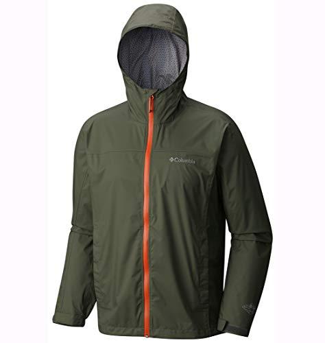Columbia Men's Evapouration Jacket, XX-Large, Phoenix Blue image 1