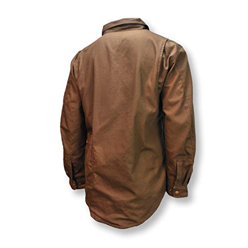 DEWALT DCHJ081 Heated Heavy Duty Shirt Jacket with 2.0Ah Battery and Charger image https://images.buyr.com/AGFXHDhiVqrH50lmp4NxRQ.jpg1