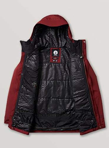 Volcom Men's L Insulated Gore-Tex Breathable Snow Jacket, Vintage Black, Small image https://images.buyr.com/BGPTAB6AYOLFyD3m6vpuQw.jpg1