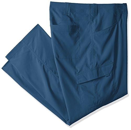 Columbia Men's Silver Ridge Stretch Pants, Gravel, Size 48 x 34 image 1