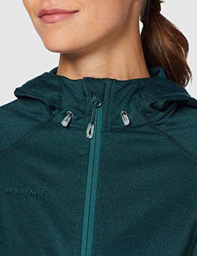 Mammut 1010-23200 Women's Runbold ML Hooded Jacket, Teal Melange - S image https://images.buyr.com/DOrB9oSR86N9KeAKxOWKow.jpg1