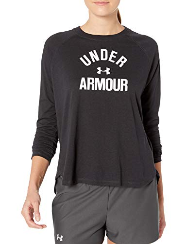 Under Armour UA Charged Cotton Tri-Blend Graphic MD BLUE INFINITY LIGHT HEATHER image 1