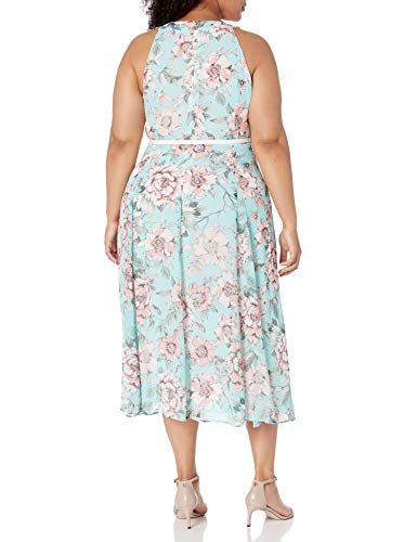 Tommy Hilfiger Women's Chiffon Midi Dress, Seaspray Multi, 16 image https://images.buyr.com/FKA3h-6gBLr8rJJ5m9qt5g.jpg1