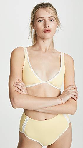 LSpace Women's Mickee Bikini Top, Daisy, Yellow, Large image https://images.buyr.com/FVhZ1pd_FMNRx4rIKlsDFA.jpg1