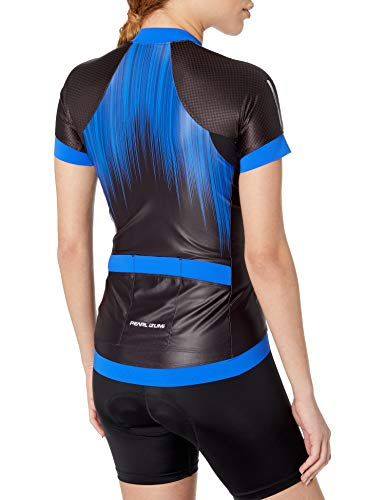 PEARL IZUMI - Ride Women's Pro Pursuit Jersey, Black/Tibetan Red, Medium image https://images.buyr.com/FsSez90GzyG0AVo15I2FNw.jpg1