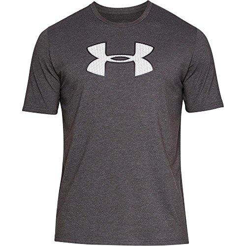 Under Armour Mens Big Logo, Charcoal Medium Heat (019)/White, Medium image https://images.buyr.com/GgD_6SYSF6wKPVX26ZMg6w.jpg1