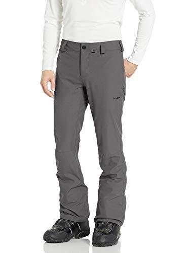 Volcom Men's Klocker Tight Fit Snowboard Pant, DARK GREY, XL image 1