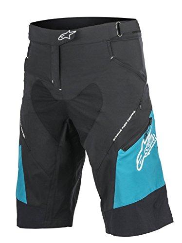 Alpinestars Women's Stella Drop 2 Shorts, Size 28, Black Ocean image 1