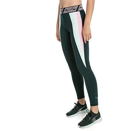 PUMA Own It Women's Full Tight - Large - Green image https://images.buyr.com/Hzrtv8IeUL1f_gHswt0ewQ.jpg1
