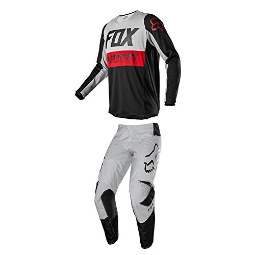 Fox Racing 180 Fyce Jersey/Prix Pants Set - (L/30) image 1