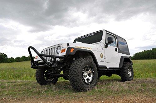 "Rough Country 2.5"" Lift Kit (fits) 1997-2006 Jeep Wrangler TJ | 6CYL | X-Series | N3 Shocks | Suspension System | 61220 image https://images.buyr.com/JIjnyEu0AkftKs870edUlQ.jpg1"