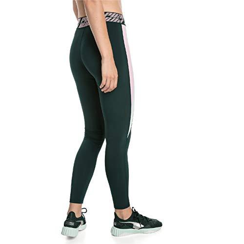 PUMA Own It Women's Full Tight - Large - Green image https://images.buyr.com/JoKj1q7l3PVRiKaTbe5LCg.jpg1