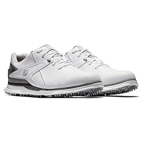 FootJoy Men's Pro/SL Carbon Golf Shoes, White, 10 W US image https://images.buyr.com/JzuiE07ptIuyKLwTULn6mw.jpg1
