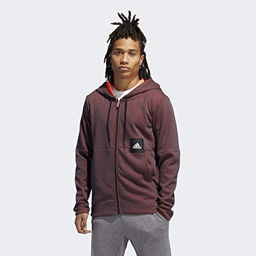 adidas Men's Cross-Up 365 Full-Zip Solar Red X-Large image https://images.buyr.com/K2ZbOIAdJPbVS4bhnFZbMw.jpg1
