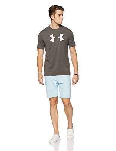 Under Armour Mens Big Logo, Charcoal Medium Heat (019)/White, Medium image https://images.buyr.com/KLBLoaspgTm3s3w3UY6SuA.jpg1
