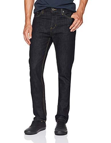 RVCA Men's Daggers Slim-Straight Jeans Blue 36 image 1