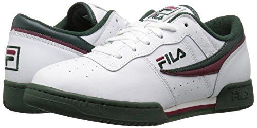 Fila Girls Original Fitness Fashion Sneaker, White/Sycamore/Black Red, 9 Little Kid image https://images.buyr.com/Lasasd4MzqO8yvI-mkbRYA.jpg1
