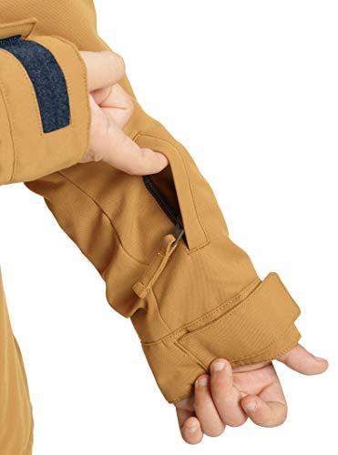 Burton Kids' Uproar Jacket, Wood Thrush, Large image https://images.buyr.com/LbT9fSSjOrL44wLduPxnZA.jpg1
