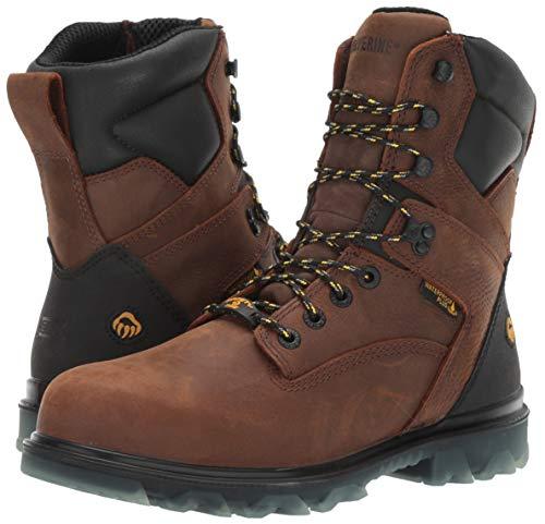 Wolverine Men's I-90 EPX 8'' Composite Toe Construction Boot, Dark Brown, 11 W US image https://images.buyr.com/NbYf31TQ1267InHoU8IMWQ.jpg1