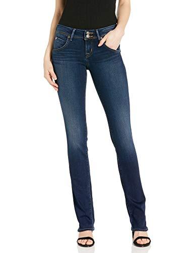 Hudson Jeans Women's Beth Midrise Baby Bootcut Flap Pocket Elysian Denim Jean, Corps, 24 image 1