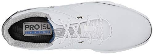 FootJoy Men's Pro/SL Carbon Golf Shoes, White, 10 W US image https://images.buyr.com/O6L2Vk6EQLxcalaGQCRDCg.jpg1