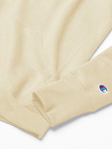 Champion Women's Powerblend Fleece Hoodie, Double Logo, Chalk White-586136, Large image https://images.buyr.com/OV18L7E_13E5BE43D411319ADDC81A44BDD532F0AFD492EB97798C0DD42A0D137DB3FB0B-F_ha82U9IBVhuGyqaIousA.jpg1