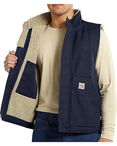 Carhartt Men's Flame Resistant Mock Neck Sherpa Lined Vest,Dark Navy,Medium image https://images.buyr.com/OV18L7E_16454689315EA8C1A8AE386F68F1EAC0FEE03EA6953BF52629F28B9FB7200A13-mf6VRCmUg_corHl8HAcW4g.jpg1