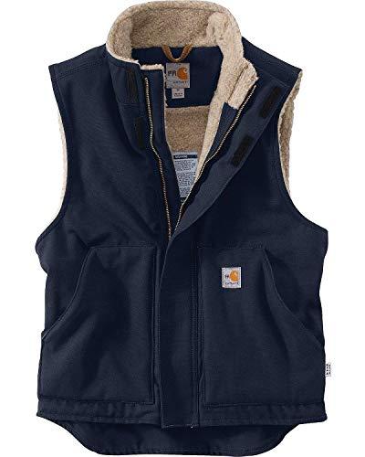 Carhartt Men's Flame Resistant Mock Neck Sherpa Lined Vest,Dark Navy,Medium image https://images.buyr.com/OV18L7E_16454689315EA8C1A8AE386F68F1EAC0FEE03EA6953BF52629F28B9FB7200A13-zWJevLUGrCqvPRnghBZ6Zg.jpg1